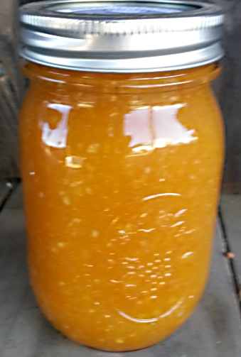 Orange Marmalade from Mendocino Made Marvels