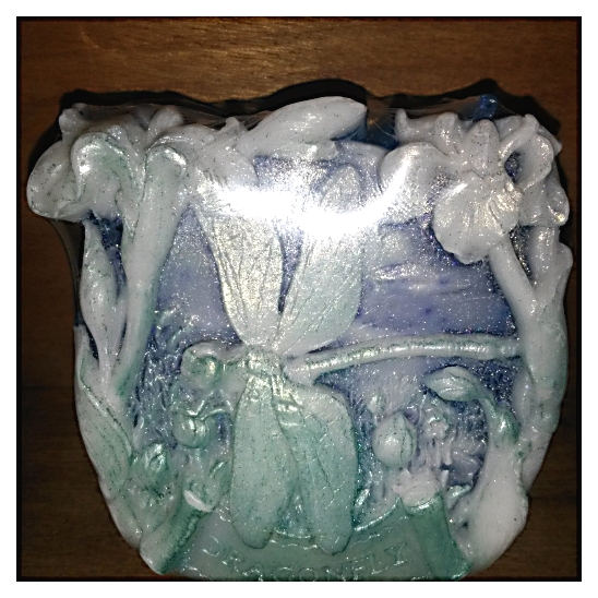 Dragonfly Soap from Mendocino Made Marvels