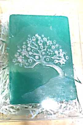 Tree of Life Soap from Mendocino Made Marvels