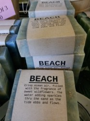 BEACH Natural Soap Bar