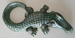 'Gator' the Alligator soap