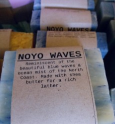 NOYO WAVES Natural Soap Bar