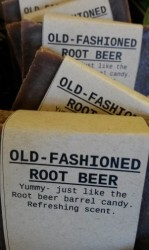 OLD FASHIONED ROOT BEER Natural Soap Bar